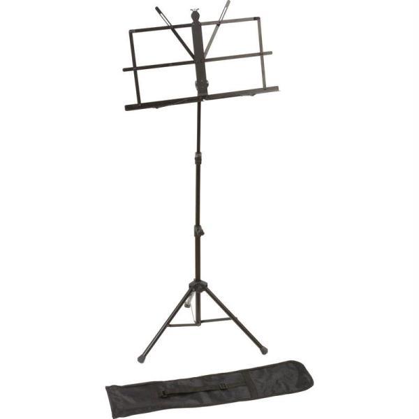 Maxam® Maxam Height-adjustable Folding Music Stand- Adj Music Stand
