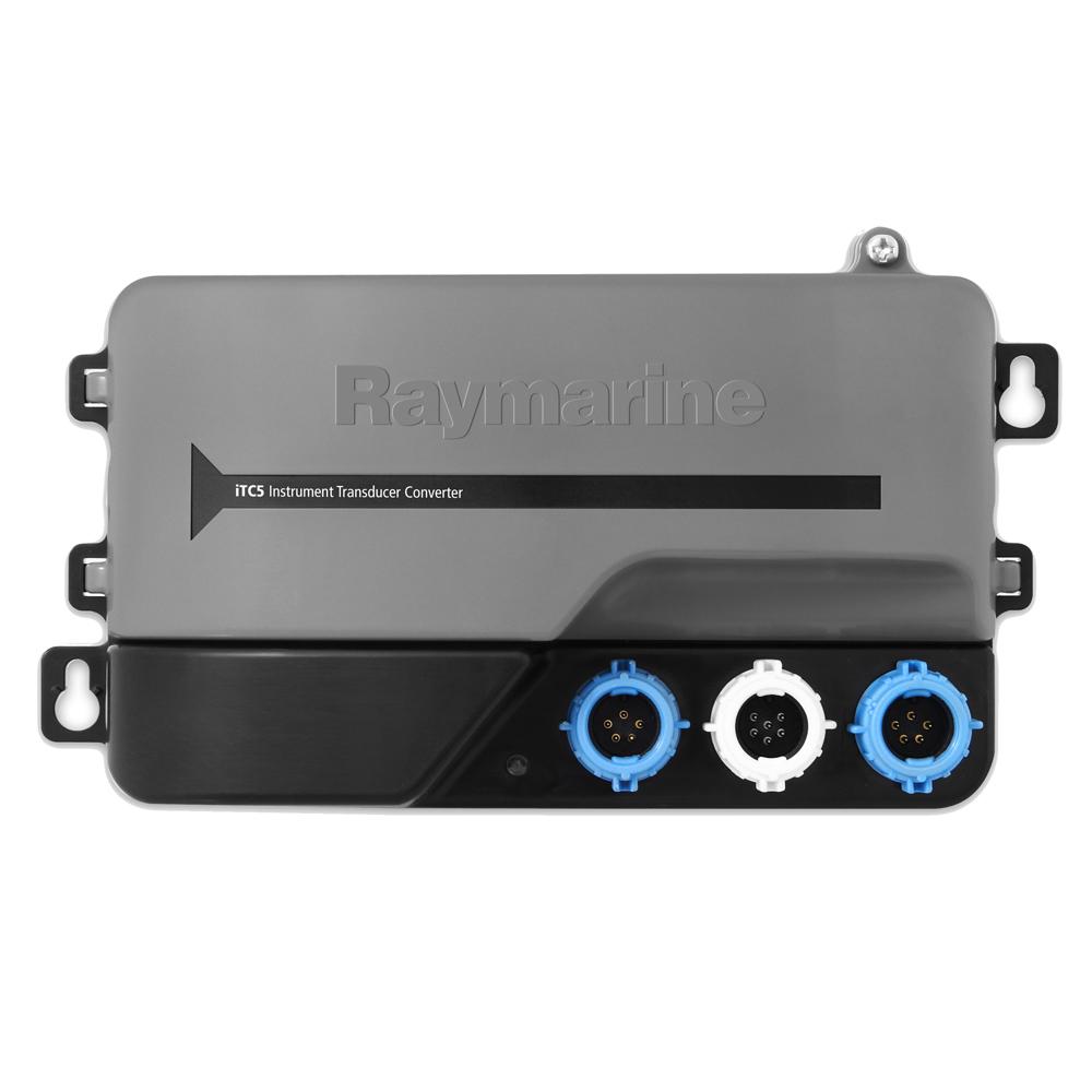 raymarine i40 transducer