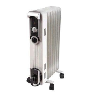 World Marketing EOF260 Cg Electric Radiator Heater