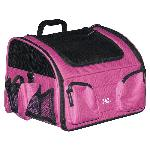 3-in-1 Pet Bike Basket and Carrier - LARGE / Pink