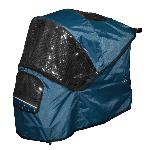 Weather Cover for Special Edition Pet Stroller - Blueberry