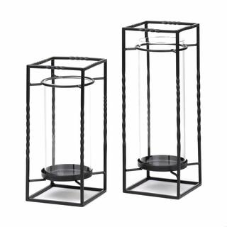 Ballast Candle Stand Duo