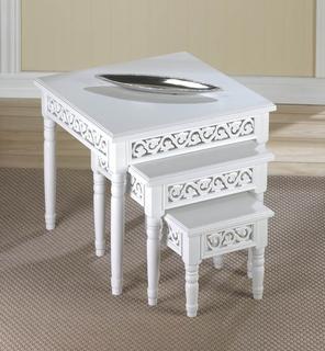 Floret Nesting Table Trio