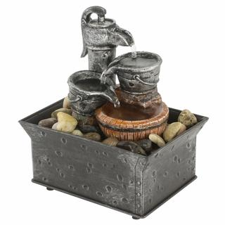 Tranquility Water Pump Fountain