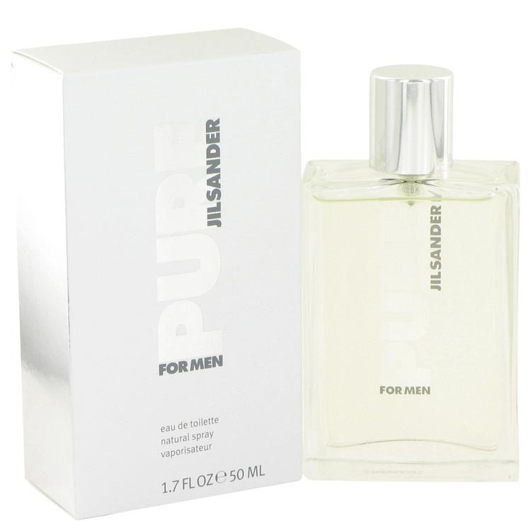 jil sander pure cologne for men by jil sander. Black Bedroom Furniture Sets. Home Design Ideas