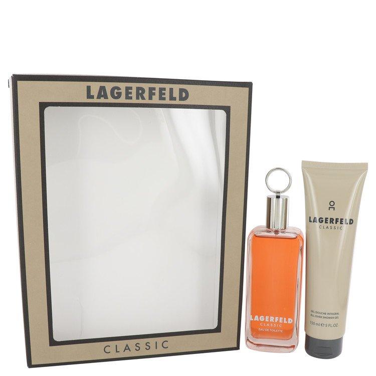lagerfeld cologne for men by karl lagerfeld gift set 3. Black Bedroom Furniture Sets. Home Design Ideas