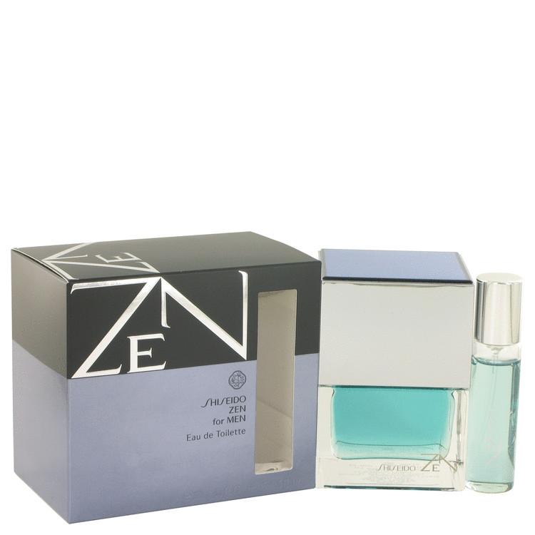 zen cologne for men by shiseido eau de toilette spray plus. Black Bedroom Furniture Sets. Home Design Ideas