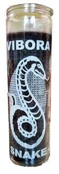 Snake 7 Day Jar Candle