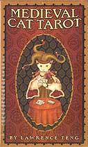 Medieval Cat Tarot Deck  By Pace & Teng