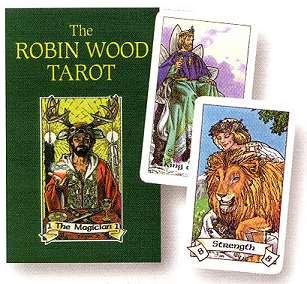 Robin Wood Tarot By Robin Wood