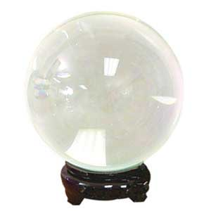 75 Mm Clear Gazing Ball