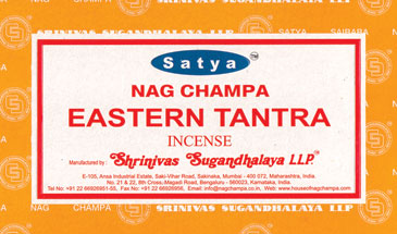 Eastern Tantra Satya Incense Stick 15 Gm