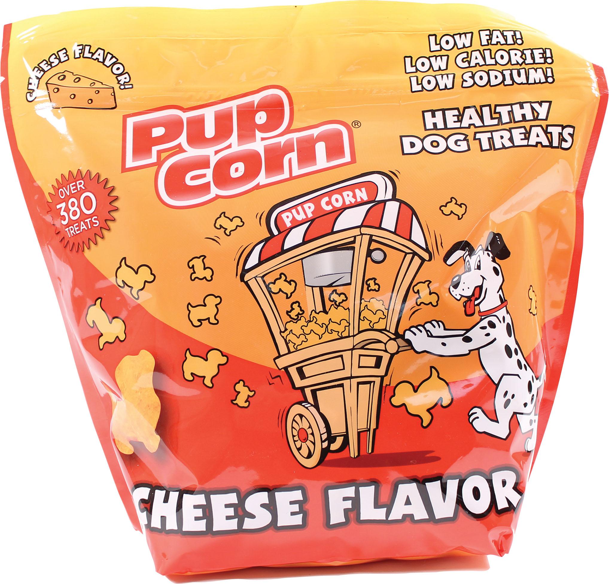 Triumph Pet Industries Pupcorn Plus Dog Treats