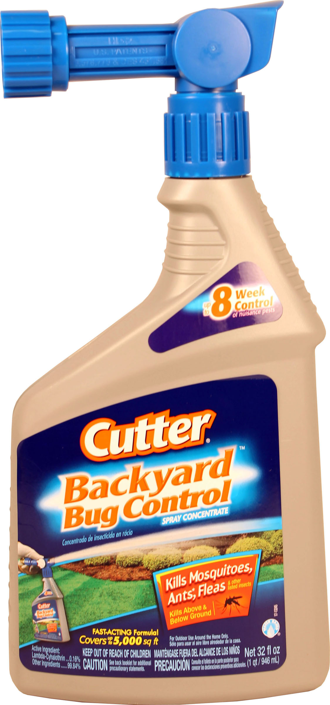 Spectracide-Cutter Backyard Bug Control Ready To Spray 32 ...