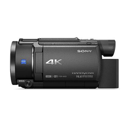 Sony 4K Hndycm w ExmorR CMO Snsr