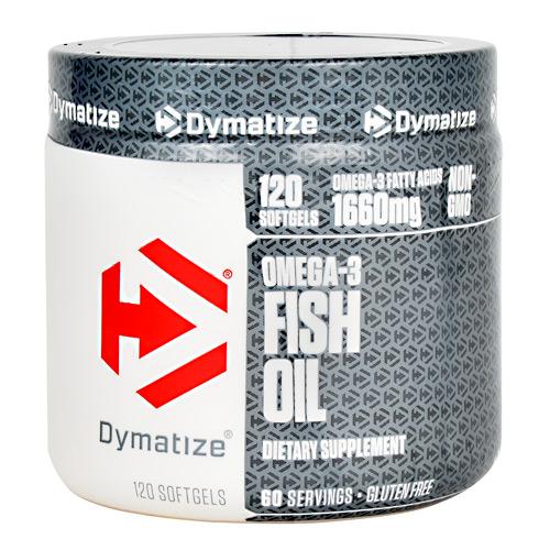 Dymatize Omega-3 Fish Oil - Gluten Free