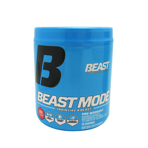 Beast Sports Nutrition Beast Mode Beast Punch