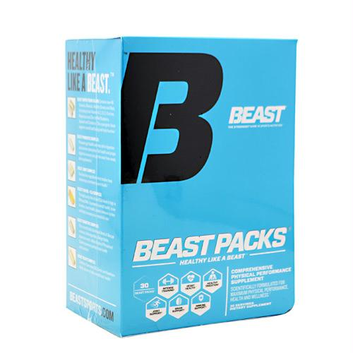 Beast Sports Nutrition Beast Packs 30 Packets