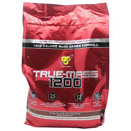 Bsn True Mass 1200 Chocolate Milkshake