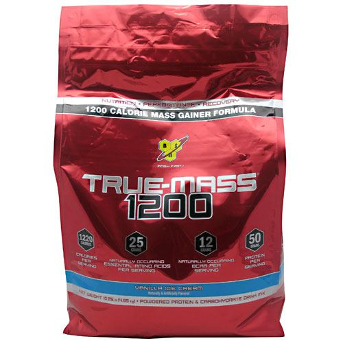 Bsn True Mass 1200 Vanilla Ice Cream