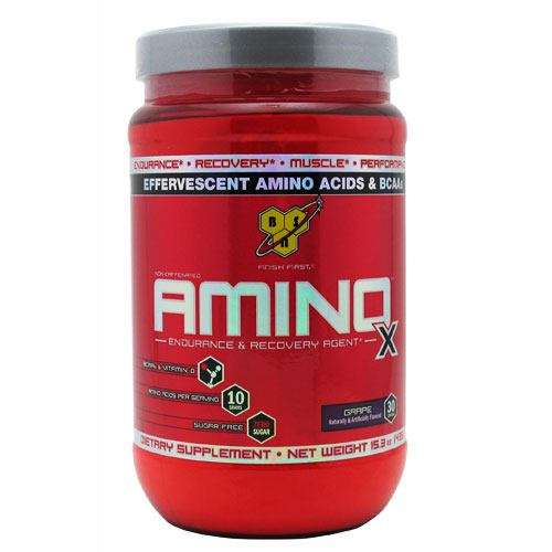 Bsn Amino X Grape