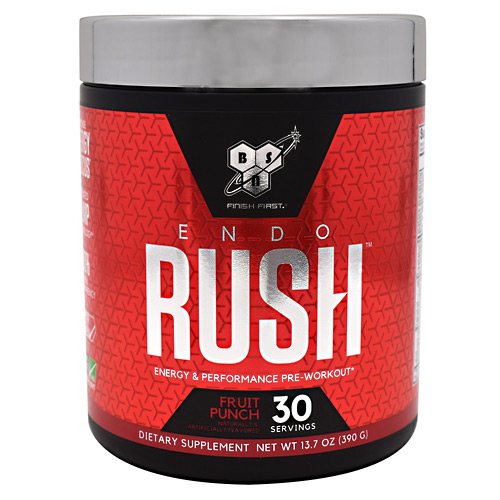 Bsn Endorush Fruit Punch