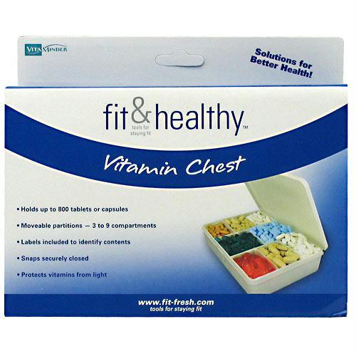 Fit & Fresh Vitamin Chest