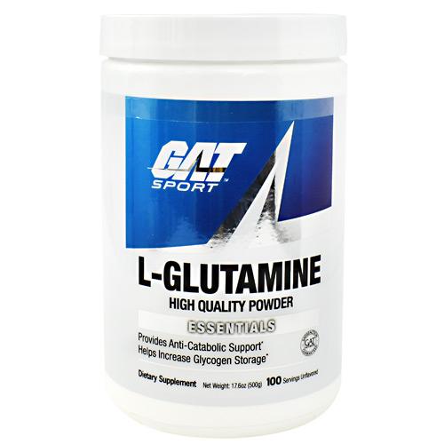 Gat L-glutamine Unflavored