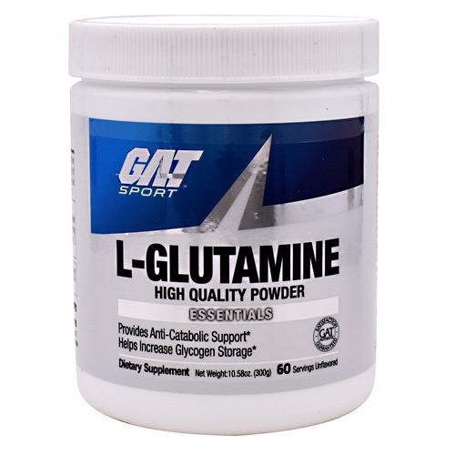 Gat Essentials Series L-glutamine Unflavored