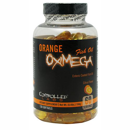 Controlled Labs Orange Oximega Citrus