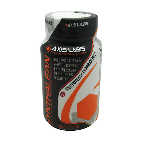 Axis Labs Marquis Series Synthalean 45 Capsules