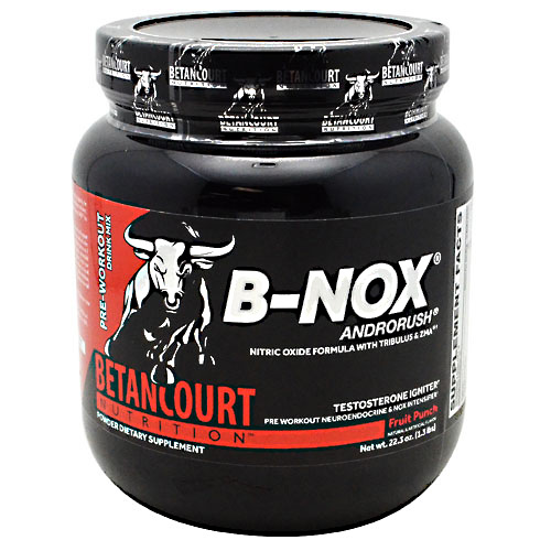 Betancourt Nutrition B-nox Fruit Punch