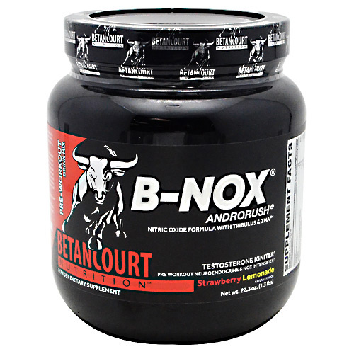 Betancourt Nutrition B-nox Strawberry Lemonade