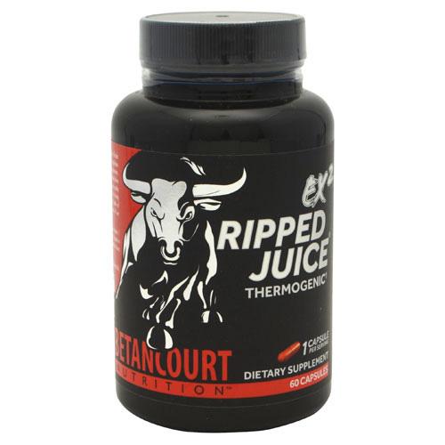 Betancourt Nutrition Ripped Juice Ex2