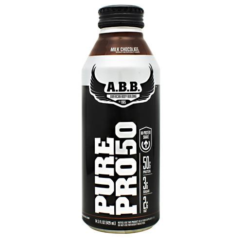 Abb Pure Pro 50 Milk Chocolate