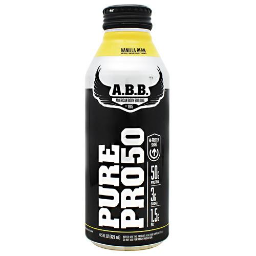 Abb Pure Pro 50 Vanilla Bean