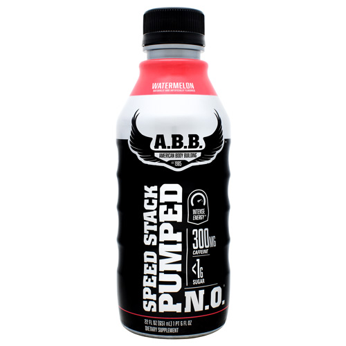 Abb Speed Stack Pumped N.o. Watermelon