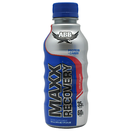 Abb Maxx Recovery Fruit Punch