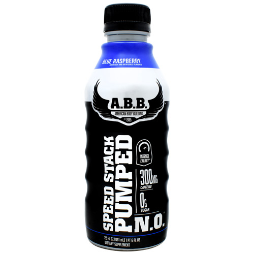Abb Speed Stack Pumped N.o. Blue Raspberry