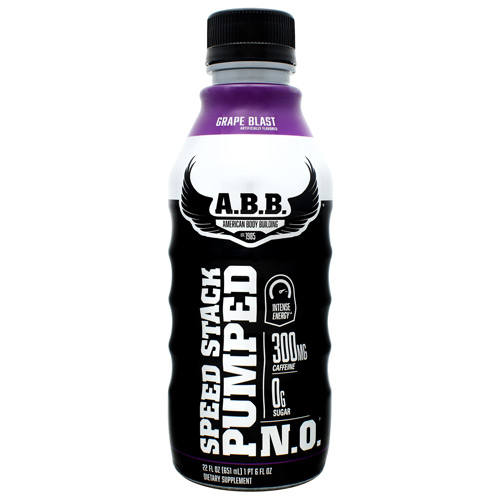 Abb Speed Stack Pumped N.o. Grape