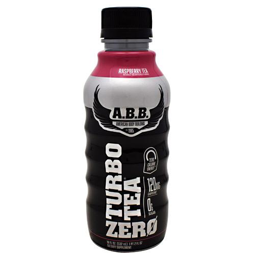 Abb Turbo Tea Zero Raspberry Tea