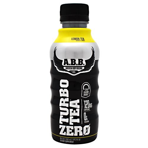 Abb Turbo Tea Zero Lemon Tea