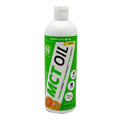 Nutrakey Mct Oil Lemon - Gluten Free