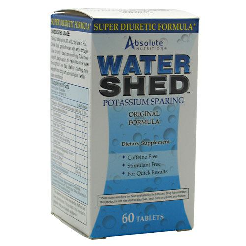Absolute Nutrition Water Shed