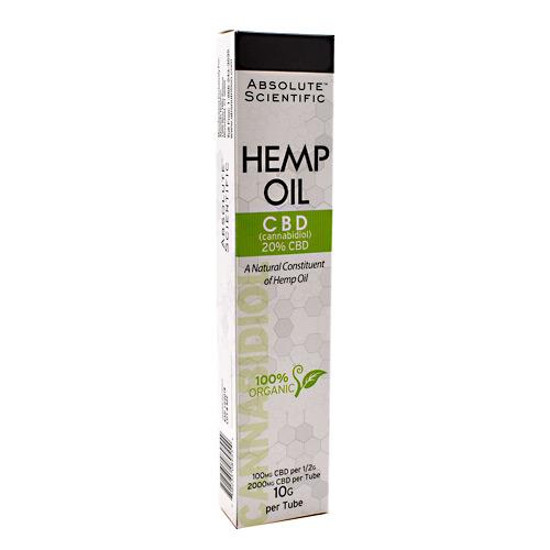 Absolute Nutrition Hemp Oil - Gluten Free