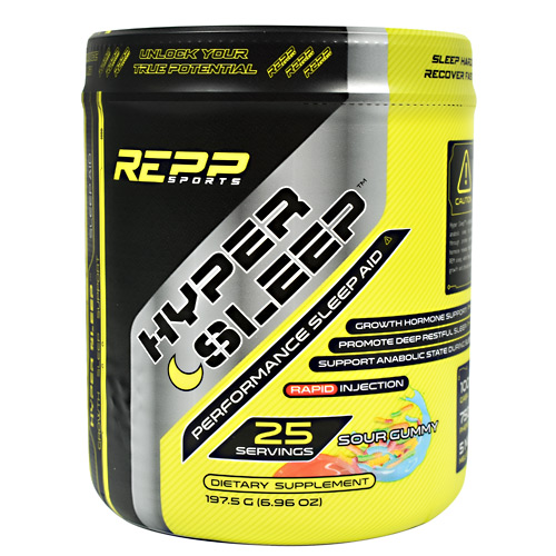 Repp Sports Hyper Sleep Sour Gummy