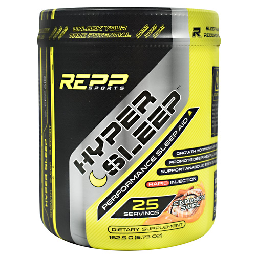 Repp Sports Hyper Sleep Cinnamon Swirl