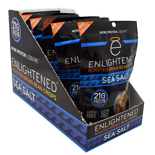 Beyond Better Foods Enlightened Enlightened Crisps Sea Salt - Gluten Free