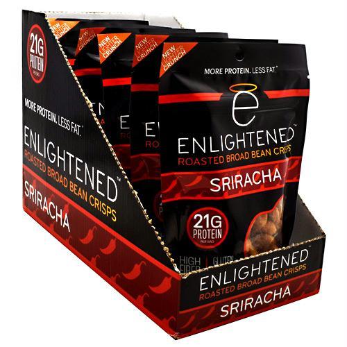 Beyond Better Foods Enlightened Enlightened Crisps Sriracha - Gluten Free