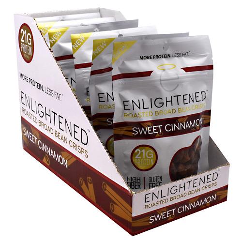 Beyond Better Foods Enlightened Crisps Sweet Cinnamon - Gluten Free